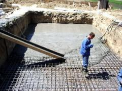 Concrete for pools