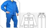 El traje el obrero М3 de modelad