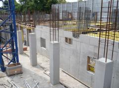 Concrete for reinforced concrete designs