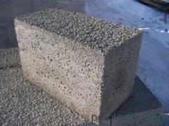 Пенополистиролбетон, бетон легкий