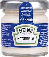 Mayonnaise rumservice Heinz