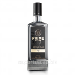 Vodka Prime «World Class» 0,7 liters for export