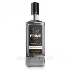 伏特加 Prime «World Class» 0.7升用于出口
