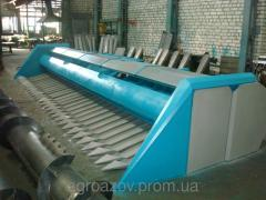 Harvester for cleaning of sunflower of ZhSN-6