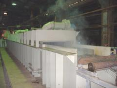 Complexes of processing equipment for etching