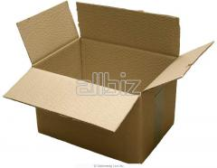 Container, packing
