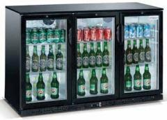 The refrigerator for drinks, 330 l.