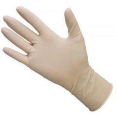 Перчатки одноразовые, латексные код 01168