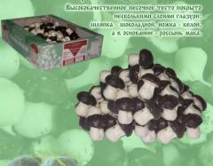 Cookies Mushrooms of 4,0 kg