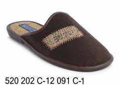 Slippers man's Belsta No. 520
