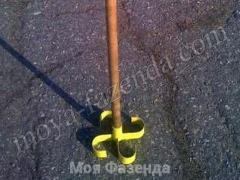 Food cutter tolkushka mechanical Ukraine (N-7