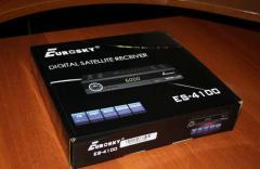 Спутниковый тюнер Eurosky 4050 Код 00017