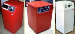 Электрические нагреватели для систем отопления
