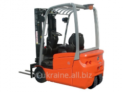 Loader electric BT Cargo C3E150 from Toyota