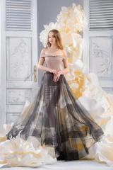 Dress evening Milena 5517