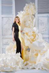 Dress evening Donna 4519