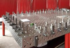 Welding and assembly tables