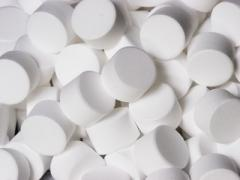 Соль таблетированная Экстра 10 г (мешок 25 кг) Україна