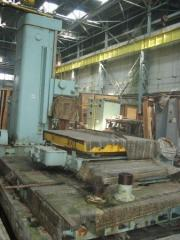 Horizontal boring and milling machine 2A656F11