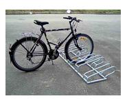 Cycle parking metal