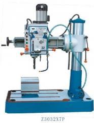Desktop radial-drilling Z3032×7P machine