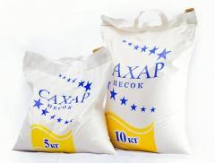 Sugar krupnokristallichesky wholesale Ukraine