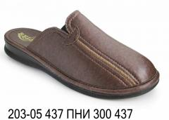 Slippers man's Belsta No. 203-05