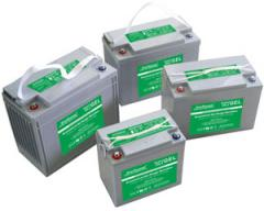 Accumulators lead-acid EverExceed of the Gellyte
