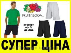 Легкие шорты FRUIT OF THE LOOM