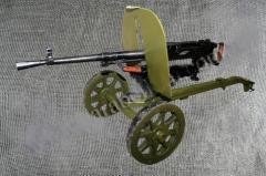 Пулеметы станковые
