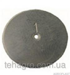 Шайба КАС (фланец, дозатор) 0,8;1;1,2;1,5