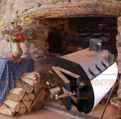 Furnaces Buleryan for heating on firewood the 3 in