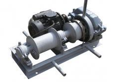 Winch electric LSB-0,25