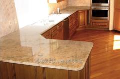 кухонный стол из камня Царицыно