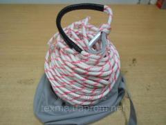 Rope saving various diameter