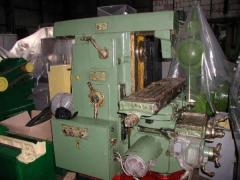 Horizontally milling machine 6P80