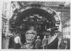 Complex tunnel-boring KT1-5,6D2 for the mechanized