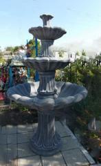 Kiev fountain 28 (code 1378)
