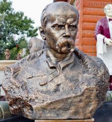 Bust Shevchenka Kiyev (code 1838)