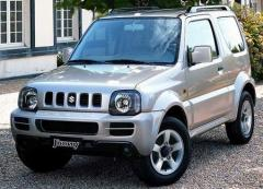 Glass left front lowering green 3T Suzukis Jimny