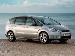 Glass right back body dark green 5T Fords Focus
