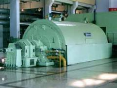 Delivery of spare parts to turbogenerators THAT,