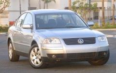 Sealant front (self-bonding) VW Passat V/B5