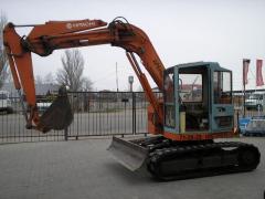 Excavators caterpillar HITACHI EX60URG