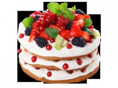 Наполнители джемы с кусочками фруктов