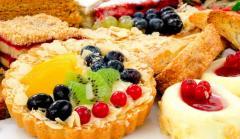 Наполнители на основе пюре, жировые и на сахарном сиропе