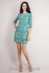 Dress in flowers Model 097-2