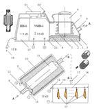 Smoking chamber on the basis of nanotechnologies