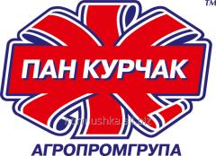 Комбикорм для циплят  старт рост  Пан Курчак