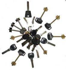 Master system of locks under 1 key - creation -